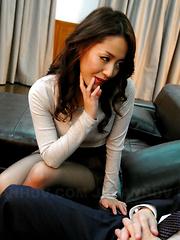 Hot Japanese slut Nao Kato gets fucked hard